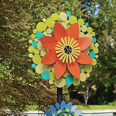 Studio M Flower on Dots Spinner