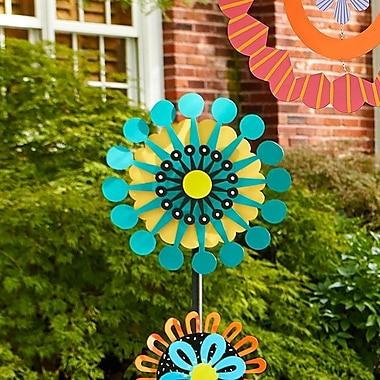 Studio M Burst on Petals Spinner