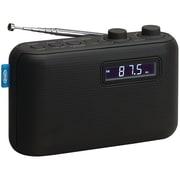 Jensen Portable AM/FM Digital Radio and Alarm Tabletop Clock