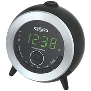 Jensen Dual Alarm Projection Radio Tabletop Clock
