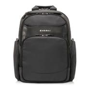 Everki – Sac à dos haut de gamme Suite pour portatif, pratique pour les contrôles de sécurité, noir (EKP128)