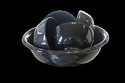 Marble Products International Marble Salad Bowl (Set of 5) WYF078278865892
