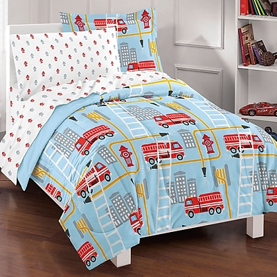 Dream Factory Bed-In-A-Bag Set; Full
