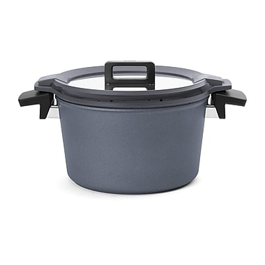 Woll Cookware Diamond Plus 5.2-qt. Stock Pot w/ Lid