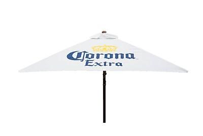 Heininger Corona Extra 6.5' Square Market Umbrella