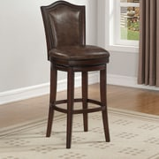 Darby Home Co Minden Swivel Bar Stool