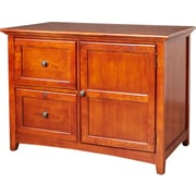 Darby Home Co Seger 2 Drawer Lateral File w/ Door