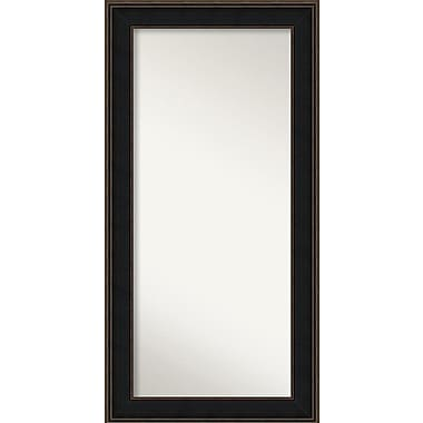 Darby Home Co Westmoreland Rectangle Wood Wall Mirror; 33.63'' W x 58.63'' H x 1.125'' D