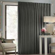 Darby Home Co Ashville Patio Solid Blackout Rod pocket Single Curtain Panel