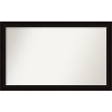Darby Home Co Orson Wood Wall Mirror; 29.25'' H x 47.25'' W