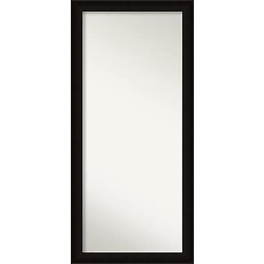Darby Home Co Orson Wood Wall Mirror; 54.25'' H x 25.25'' W