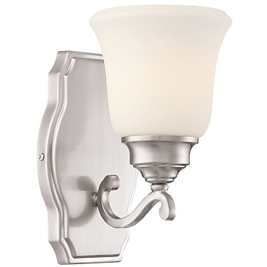 Darby Home Co Audane 1-Light Bath Sconce