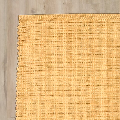 Charlton Home Westfield Gold Area Rug