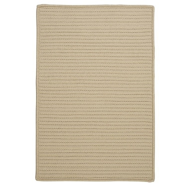 Charlton Home Glasgow Brown Indoor/Outdoor Area Rug; Rectangle 8' x 11'