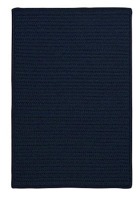 Charlton Home Glasgow Blue Indoor/Outdoor Area Rug; Rectangle 12' x 15'