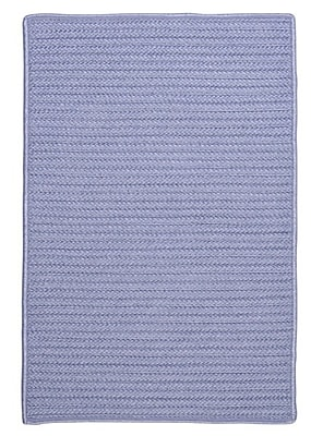 Charlton Home Glasgow Purple Indoor/Outdoor Area Rug; Rectangle 4' x 6'