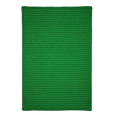 Charlton Home Glasgow Green Indoor/Outdoor Area Rug; Square 6'