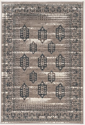 Charlton Home Claycomb Brown Area Rug; Runner 2' x 10'