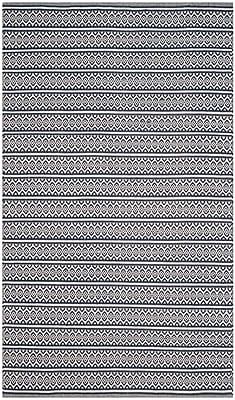 Charlton Home Parthena Hand-Woven Gray Area Rug; Runner 2'3'' x 8'