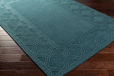 Charlton Home Essex Blue Area Rug; Runner 2'6'' x 8'