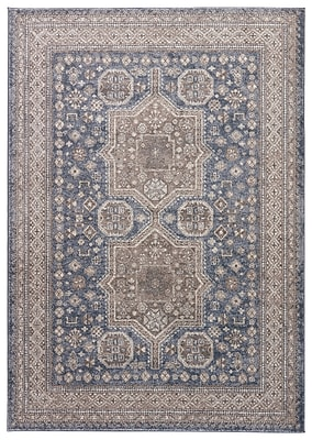 Charlton Home Earl Gray Area Rug; 9' x 12'