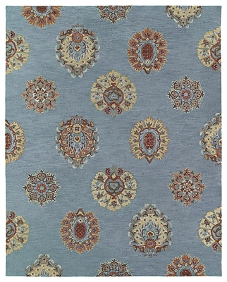 Charlton Home Corvally Area Rug; 5' x 7'6''