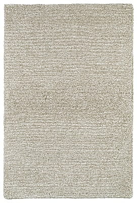 Charlton Home Alldredge Hand Tufted Beige Area Rug; 2' x 3'