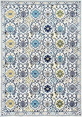 Charlton Home Ansel Area Rug; Rectangle 8' x 10'