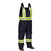 Forcefield Safety Overalls, Navy Ripstop