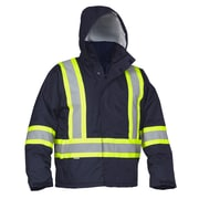 Forcefield Safety Drivers Jacket, Navy