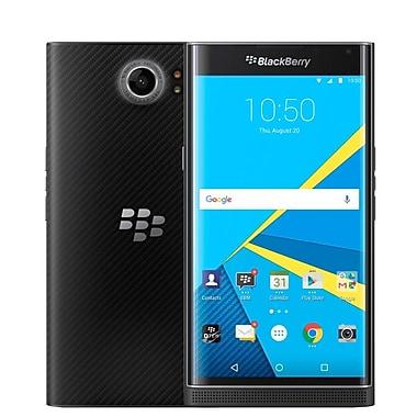 BlackBerry - Cellulaire déverrouillé Priv remis à neuf 5,4 po, 32Go, 1,44GHz Snapdragon 808, 8 coeurs, Android OS, noir STV100-1