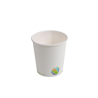 Eco-Packaging Compostable Hot Cup, 10oz. (EP-BHPC10)