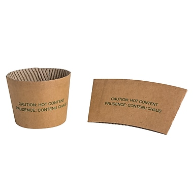 Eco-Packaging Insulated Plain Paper Sleeve (EP-PCJJ)