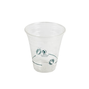 Eco-Packaging Compostable Cold Cup, 12oz. (EP-CC12)