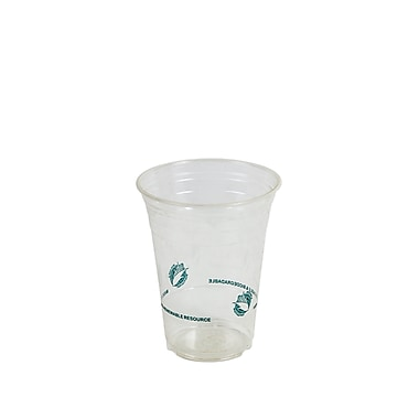 Eco-Packaging – Gobelets compostables pour boissons froides, 16 oz EP-CC16