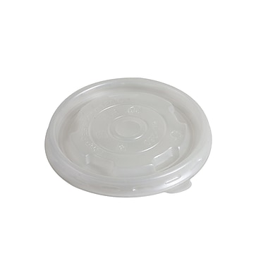 Eco-Packaging 90mm Recyclable Bowl Lid, 6-10oz. (EP-SCL90)