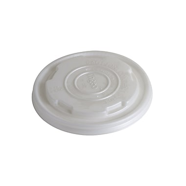 Eco-Packaging 90mm Compostable Bowl Lid, 6-10oz. (EP-BHSCL90)