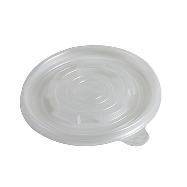Eco-Packaging 115mm Recyclable Bowl Lid, 6-10oz. (EP-SCL115)