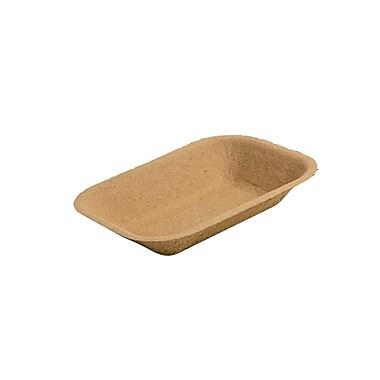 Eco-Packaging - Plateau à aliments en papier compostable (EP-200)