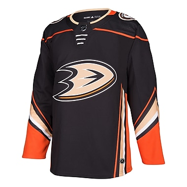 Adidas Anaheim Ducks NHL Authentic Pro Home Jersey, Large