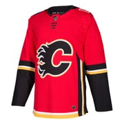 Adidas Calgary Flames NHL Authentic Pro Home Jersey