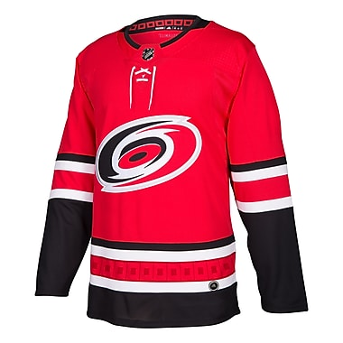 Adidas Carolina Hurricanes NHL Authentic Pro Home Jersey, X Large