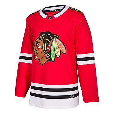 Adidas Chicago Blackhawks NHL Authentic Pro Home Jersey, Medium