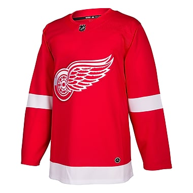 Adidas Detroit Red Wings NHL Authentic Pro Home Jersey, Medium