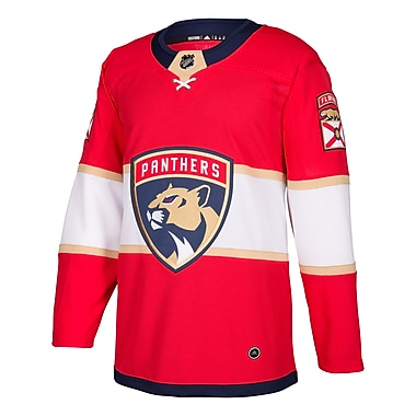 Adidas Florida Panthers NHL Authentic Pro Home Jersey, Large