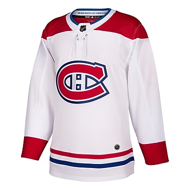 Adidas Montreal Canadiens NHL Authentic Pro Away Jersey, X Large