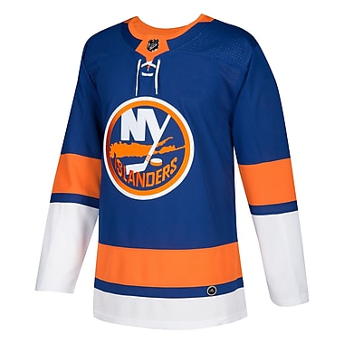 Adidas New York Islanders NHL Authentic Pro Home Jersey, Medium