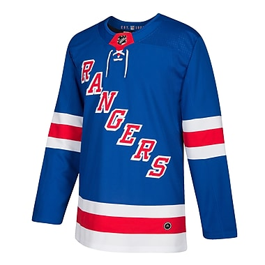 Adidas New York Rangers NHL Authentic Pro Home Jersey