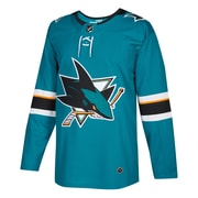 Adidas San Jose Sharks NHL Authentic Pro Home Jersey