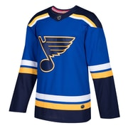 Adidas St. Louis Blues NHL Authentic Pro Home Jersey